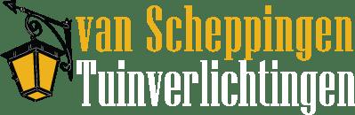 Van Scheppingen Hekwerk en Buitenverlichting logo